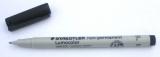 Folienstift Staedtler 316 F Lumocolor non-permanent, schwarz