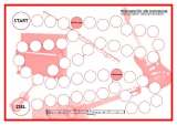 Notenspiel für alle Instrumente zum Selbergestalten (A4 oder A3)